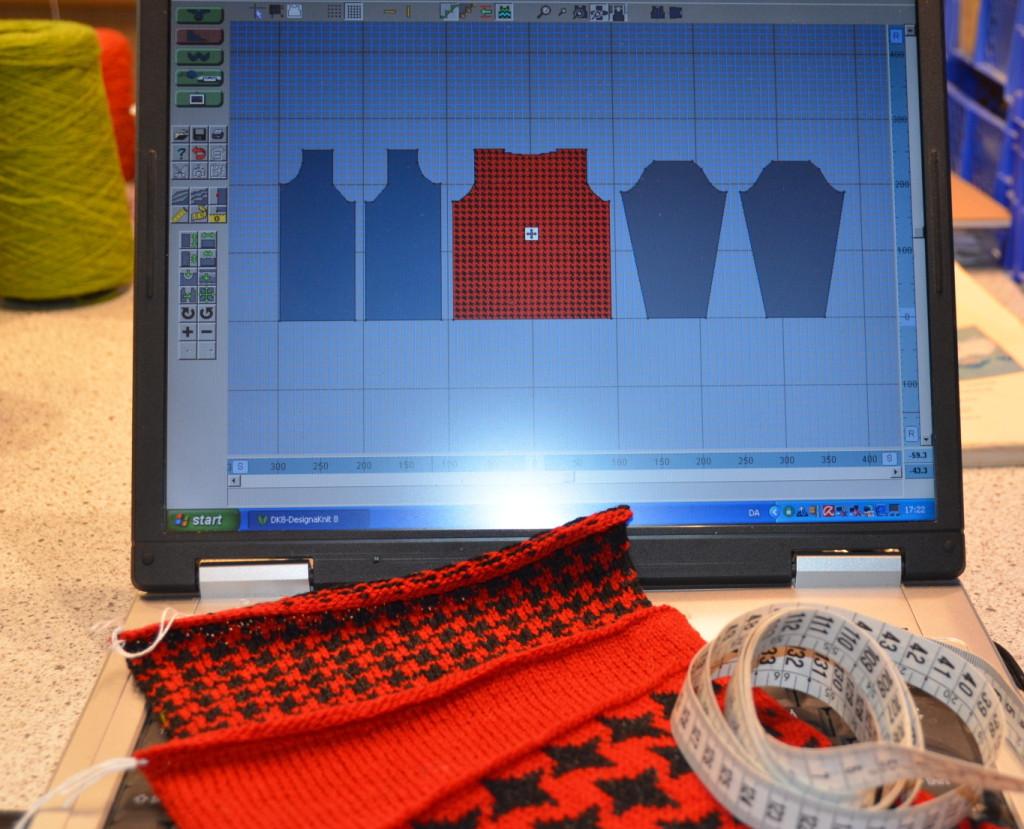 Designaknit og strikkemaskinen weekend for begyndere