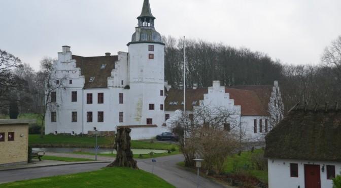 Fra Herregård til Slot