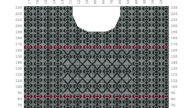 Flere mønstre på samme model – nu med ny og bedre lyd