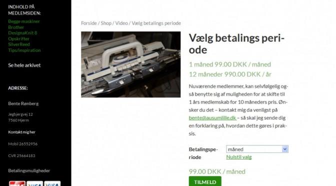 NYHED – 12 mdr. for kr. 990