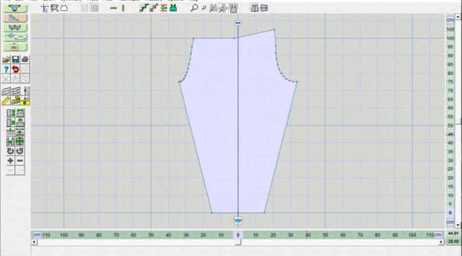 Konstruktion af buks i DesignaKnit