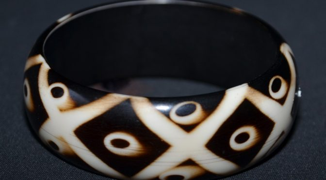Mønster inspireret af Afrikansk armbånd
